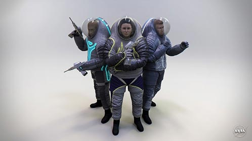 Exploration Suits