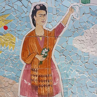 Frida Kahlo: STE(A)M pioneer paints beauty from brokenness